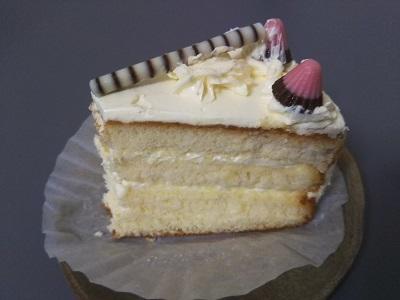 肝心のケーキの味は