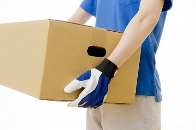 荷物の配送