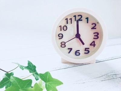 5時 時計