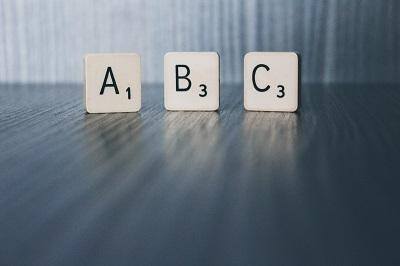 ブロック ABC
