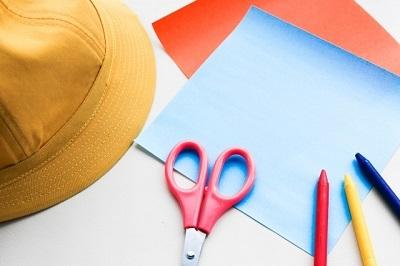 幼稚園 帽子 文具