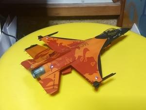 F-16 Mlu Solo Display_030