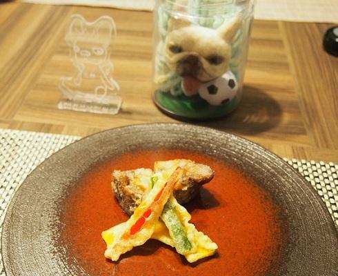 旅行・夕食6