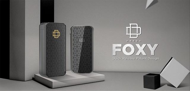 1 DRUGA FOXY 150W Box Mod