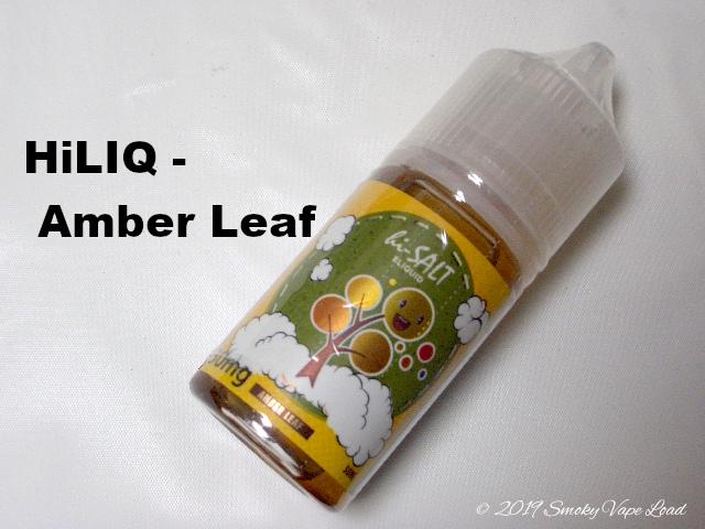 1 HiLIQ - Amber Leaf