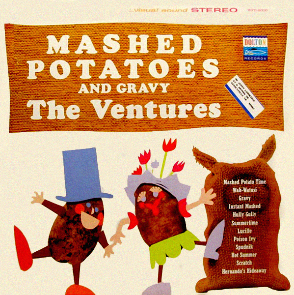 【1962】Mashed Potatoes And Gravy