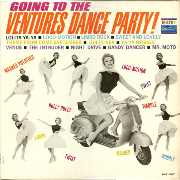 Going To The Ventures Dance Party !