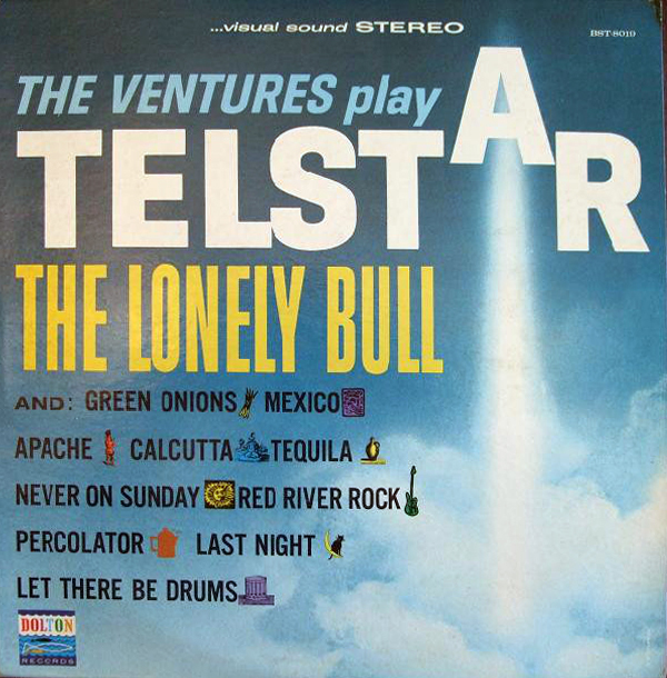Play Telstar The Lonely Bull