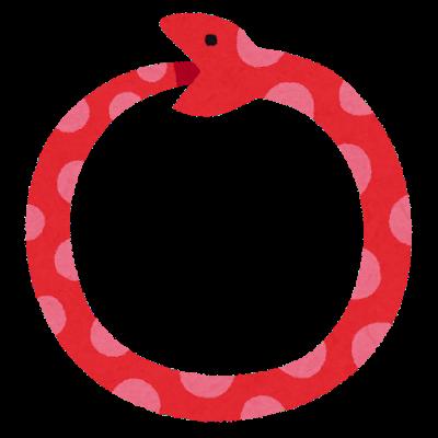 蛇 ウロボロス
