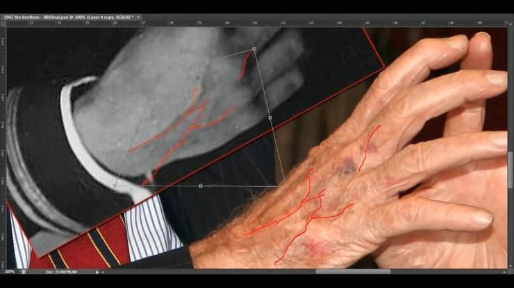 JFK Assassination Exposed Part III Pre Release Notice JFKとJimmyCarter元大統領の静脈認証5