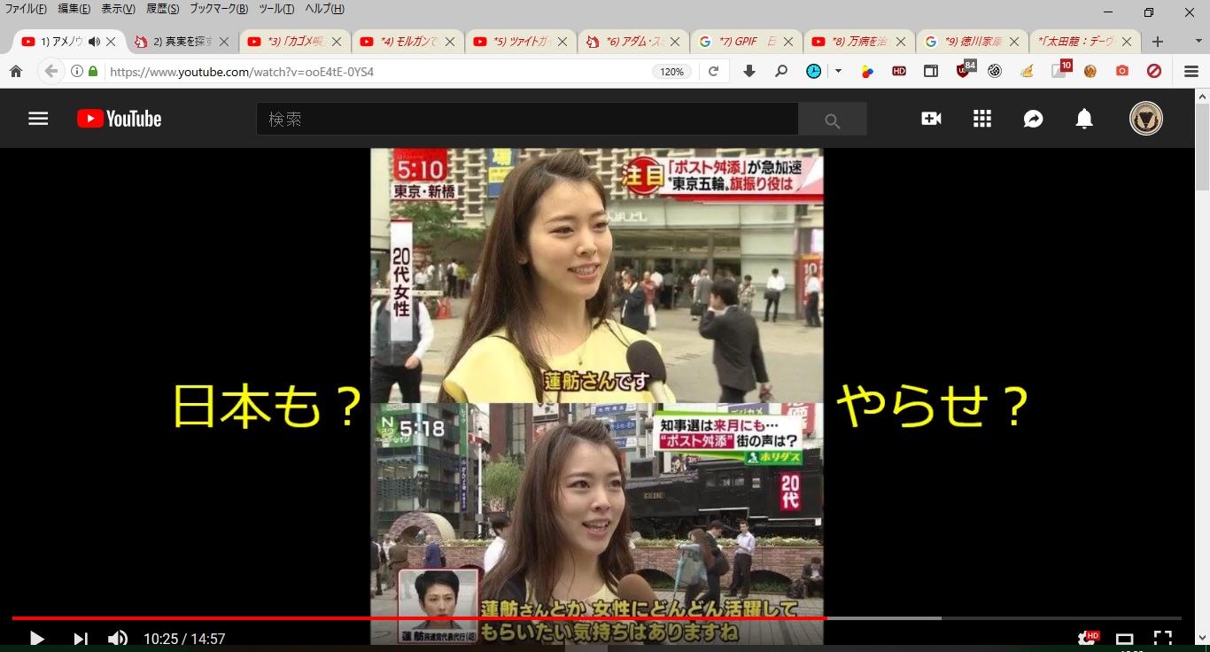 日本のクライシスアクター ニュースアクター2