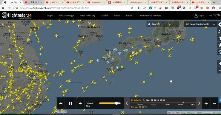 ケムトレイル(消えない飛行機雲)はどうやら航空機が撒いている3