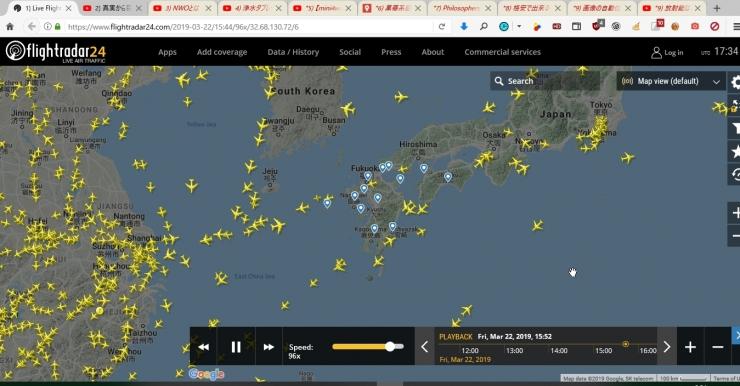 ケムトレイル(消えない飛行機雲)はどうやら航空機が撒いている1