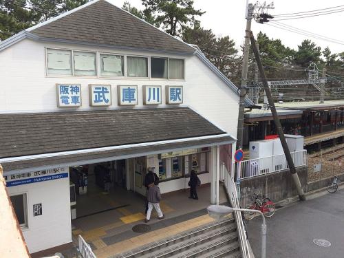武庫川駅2