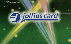 映画館カード