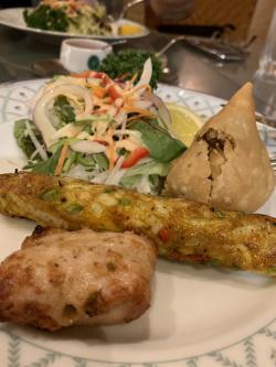 インド料理ショナルパ4