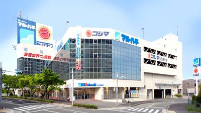 スーパーマルハチ名谷駅前店
