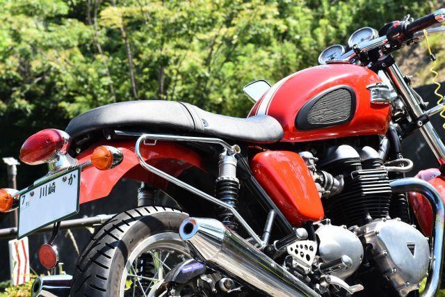 オートバイを「単車」と呼ぶのは何故?