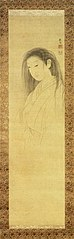 円山応挙作の描いた幽霊画・お雪の幻