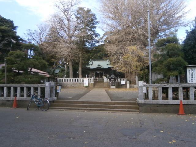 鶴嶺神社全景