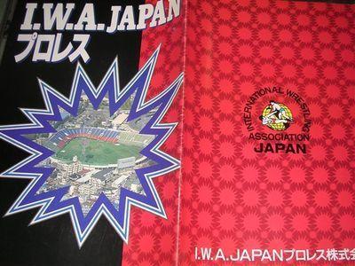 IWA95年川崎パンフ