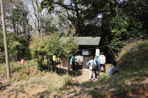 弘法トイレ