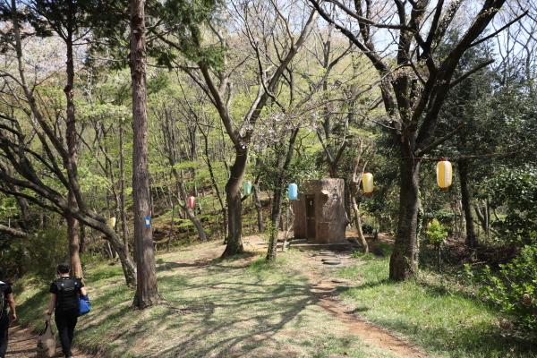 浅間山トイレ