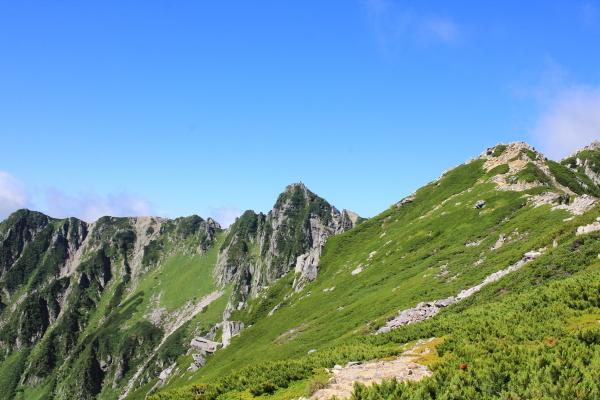 0932宝剣岳