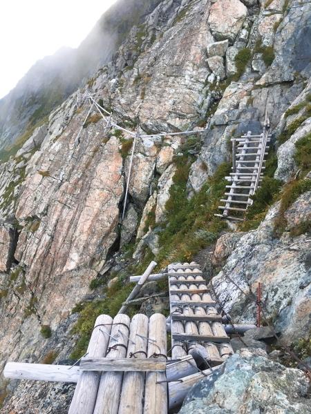 1752はしご へつり