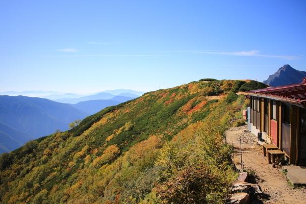0852 ヒュッテ西岳