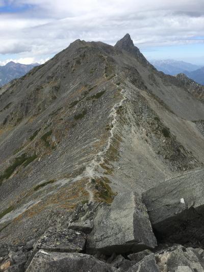 1335稜線