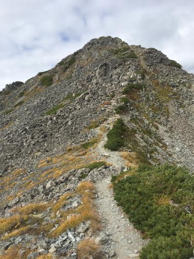 1351稜線