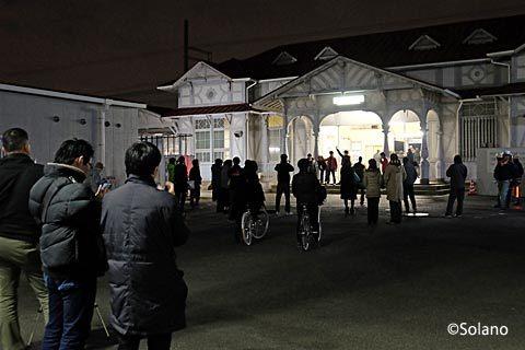 南海浜寺公園駅、明治の駅舎の引退の時が刻一刻と迫る…