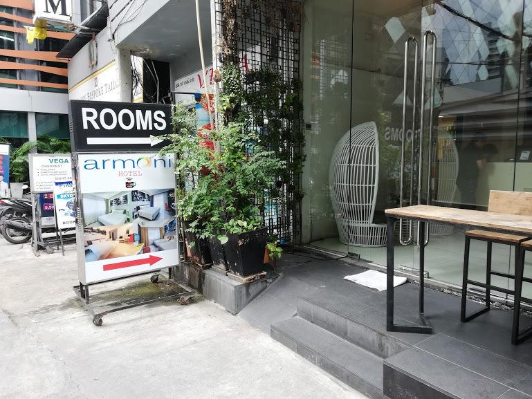 アルモニ スクンビット 11(Armoni Sukhumvit 11, Bangkok)宿泊記