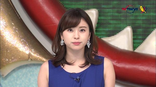 テレビ東京 角谷暁子、エロさ満点衣装で特番に登場!!