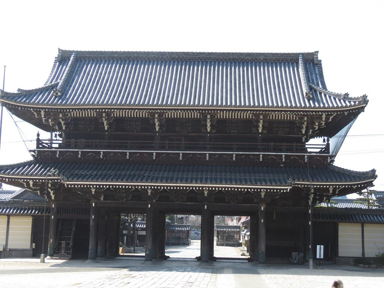 s-専修寺 山門