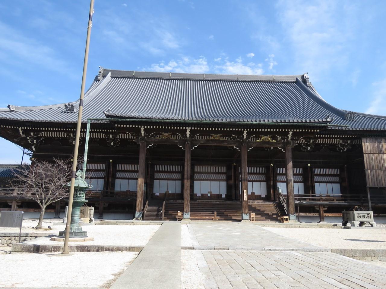 s-専修寺 御影堂
