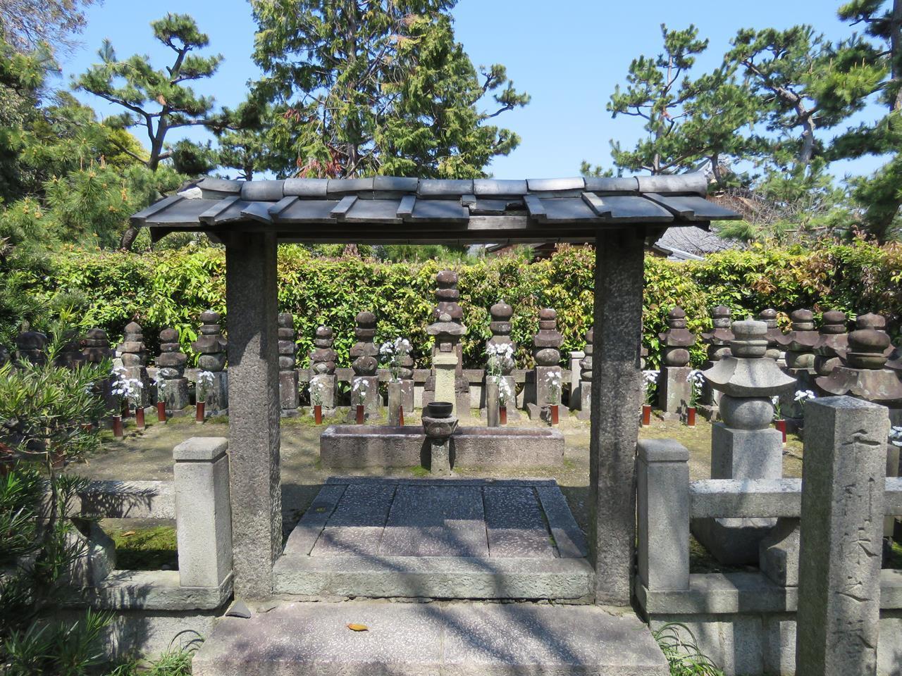 s-利休の墓