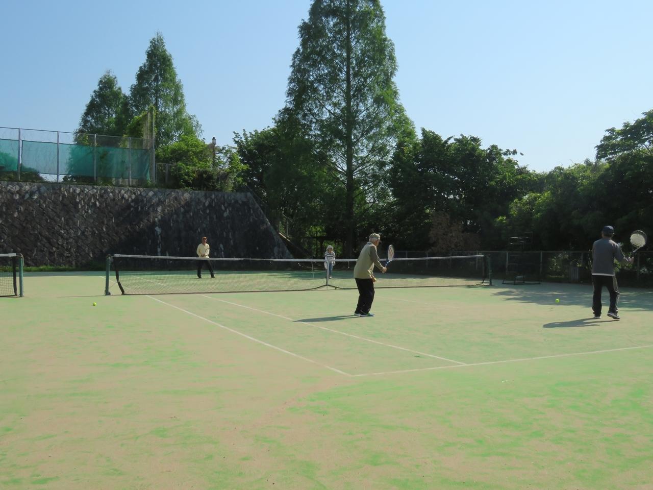s-テニス