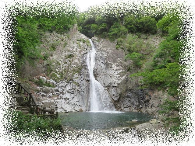 布引の滝雄滝Ⅱ