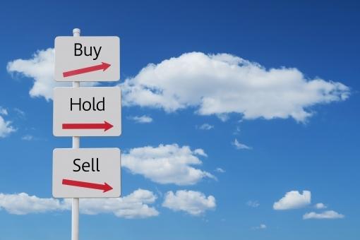 売買の指標