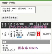 ひろ川崎6R1