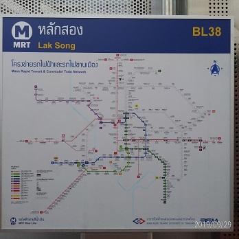 Bangkok Public transportation