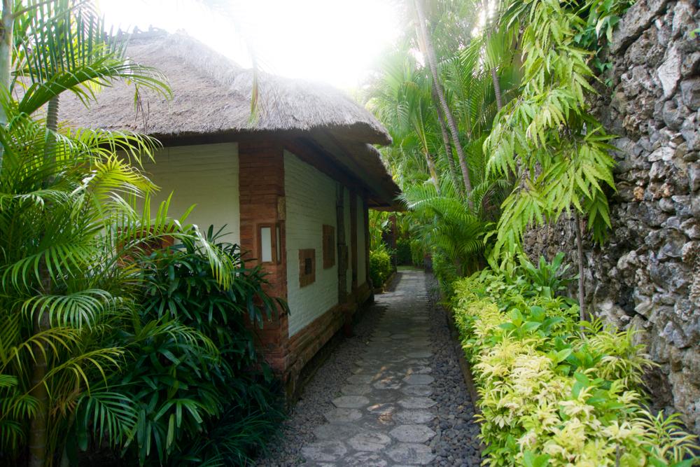 バリ島 Tanjung Sari Hotel 滞在記 その5 ホテル敷地内