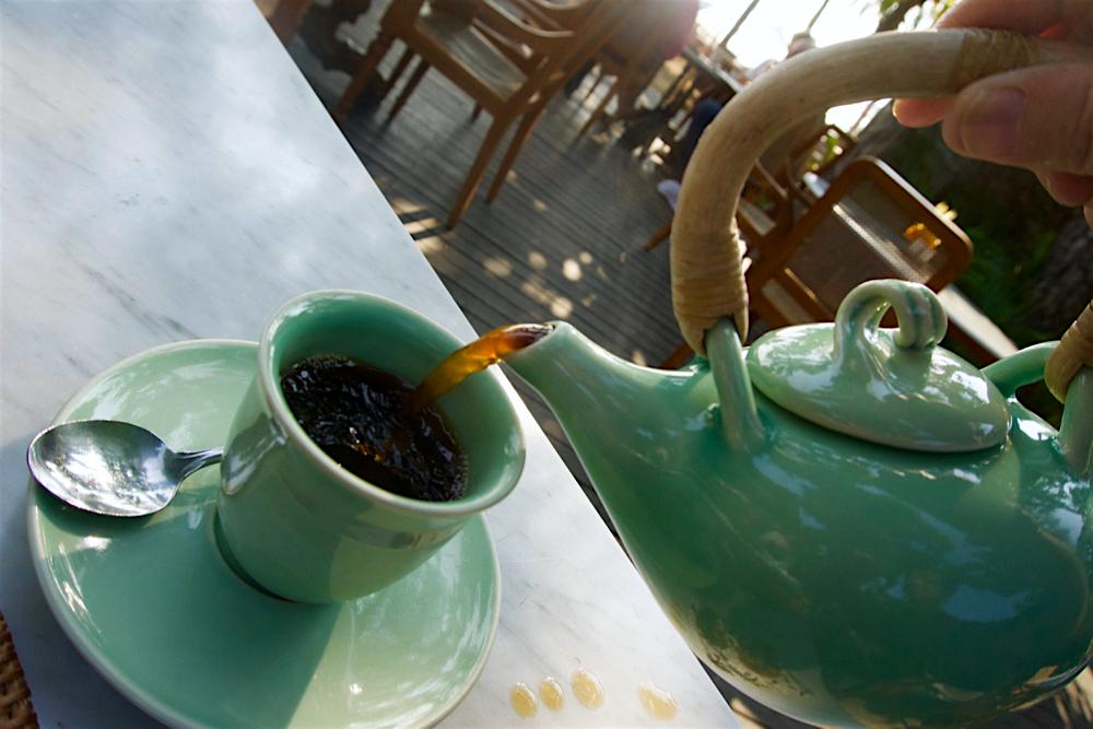バリ島 Tanjung Sari Hotel 滞在記 その2 バリコーヒー