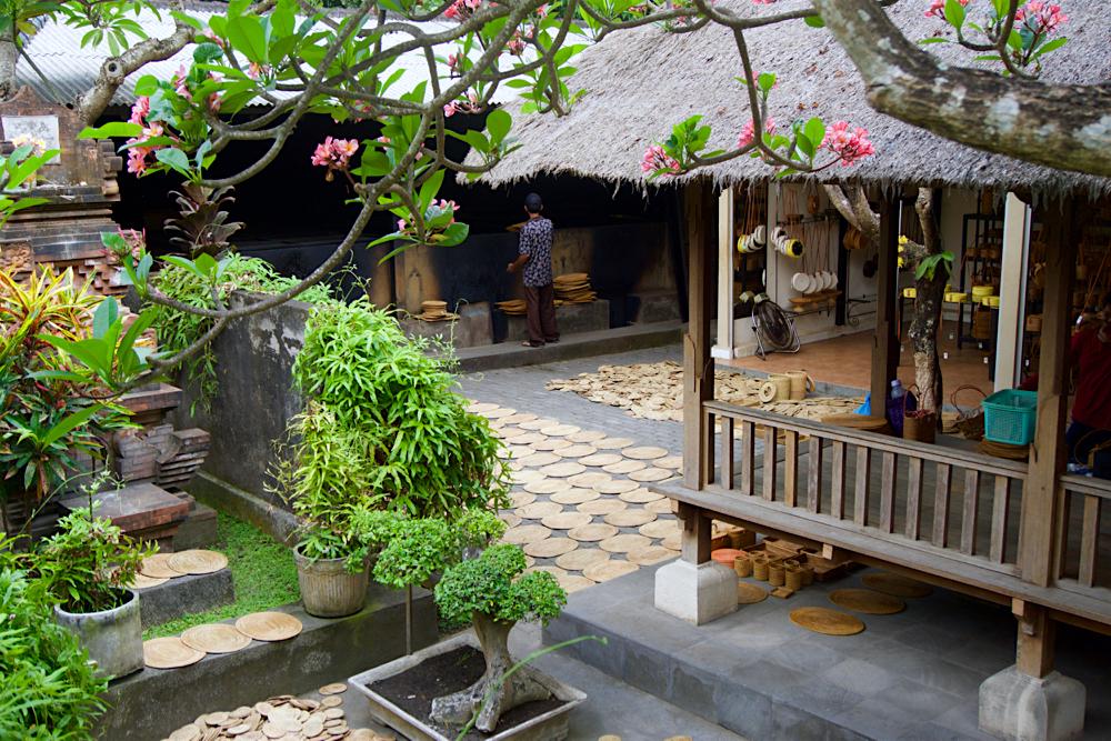 バリ島 Tanjung Sari Hotel 滞在記 その2 アシタバ