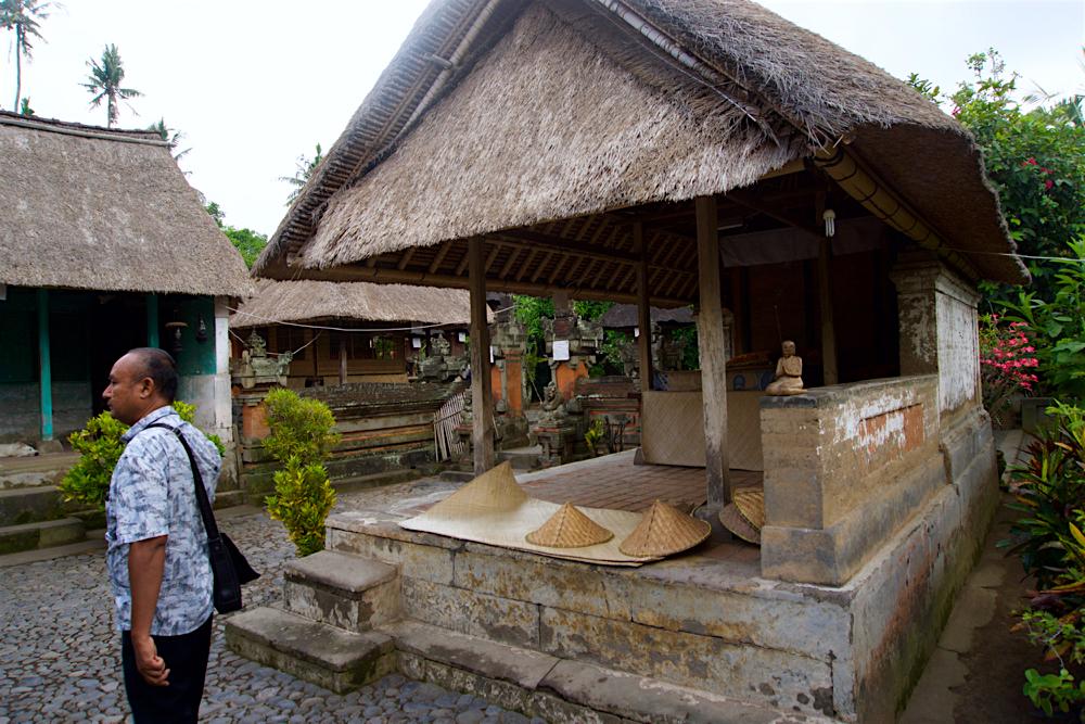バリ島 Tanjung Sari Hotel 滞在記 その2 古民家1