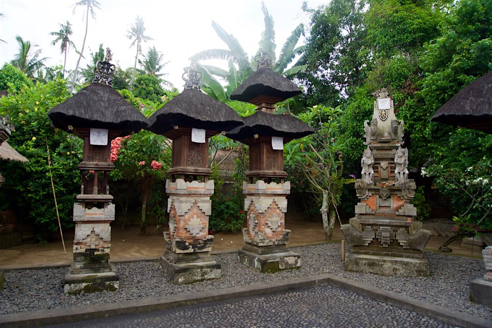 バリ島 Tanjung Sari Hotel 滞在記 その2 古民家2
