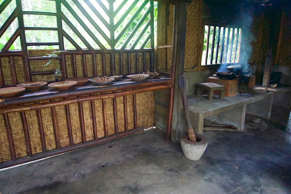 バリ島 Tanjung Sari Hotel 滞在記 その3 taba sari 焙煎