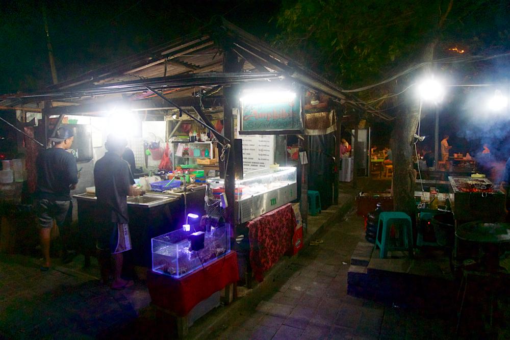 バリ島 Tanjung Sari Hotel 滞在記 その3 Wahrung Amphibia 外観